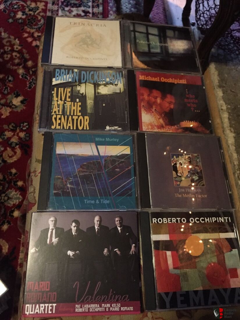 Canadian jazz cd collection! - Canadian Jazz Sale pending to Kevan