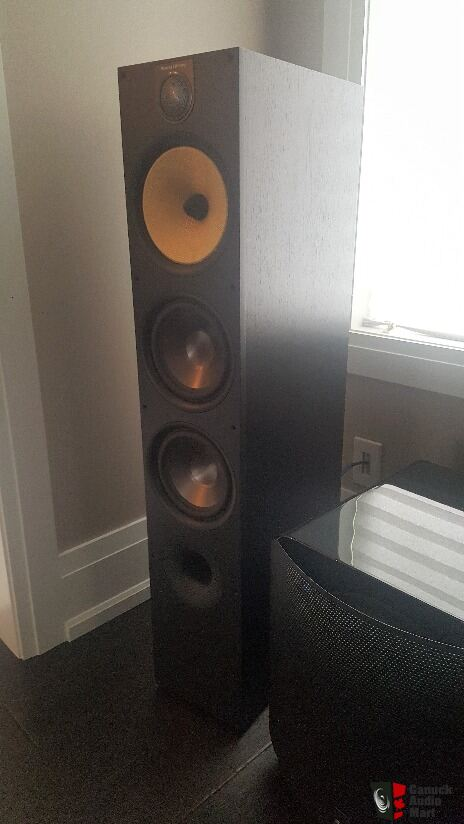 bowers wilkins 683 s2 and htm61 s2 photo 1528135 canuck audio mart. Black Bedroom Furniture Sets. Home Design Ideas