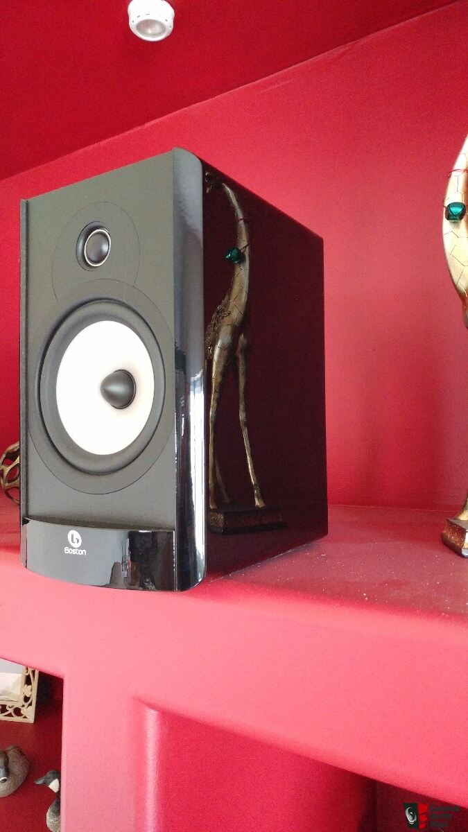Reduced To 295 Showroom Condition Boston Acoustics Bookshelf Speakers Still Available New Buy