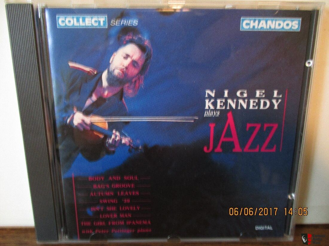 Various Cd's - Jazz