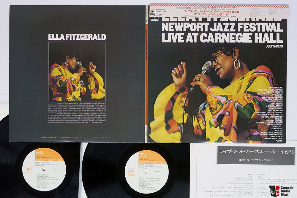 Japanese Vintage Vinyl -Bill Bruford - Les Paul -Nat King Cole - Herbie Hancock -Wes Montgomery