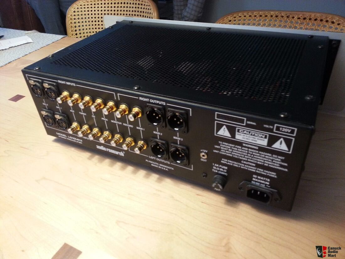 Audio Research LS16 MKII Preamp