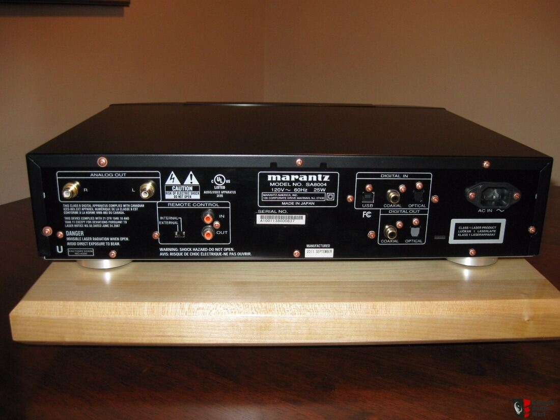 Marantz SA8004 SACD Player - Pending Sale