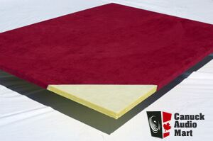 ACOUSTIC PANELS CANADA Frameless Acoustic Treatment, Pro, Premium