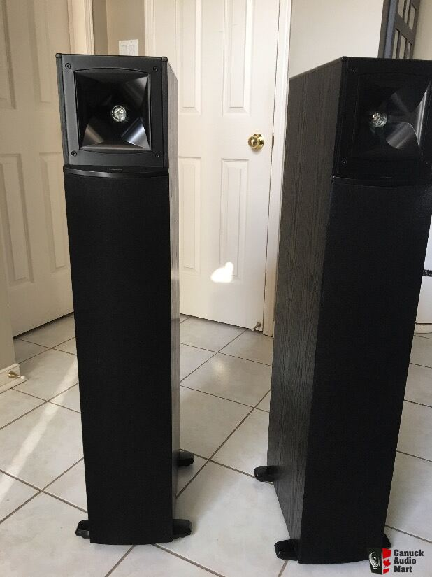 Klipsch Icon VF-35 Floorstanding Speakers (PAIR) REDUCED!