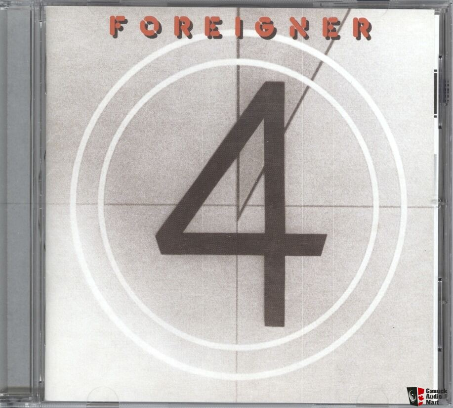 Foreigner 4...Price Reduction