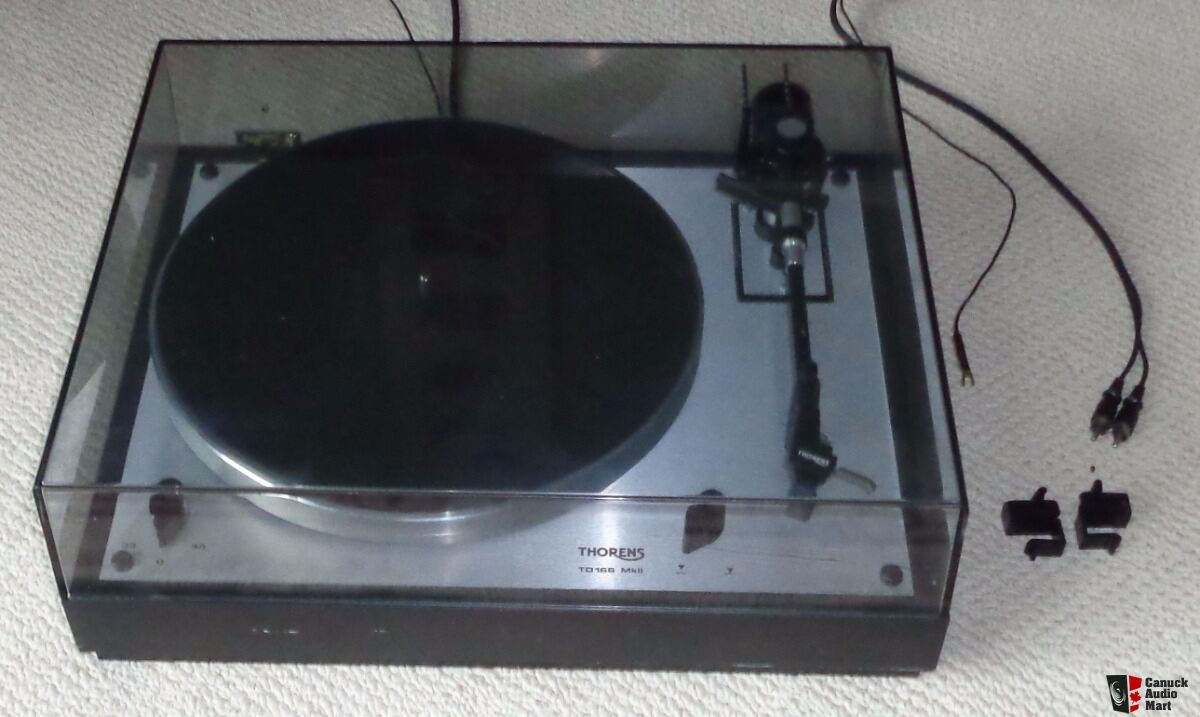 Thorens Td166 Mk Ii Turntable Photo 1608010 Canuck