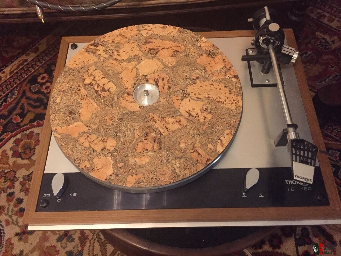 Thorens TD 160 turntable great condition  Sale pending to