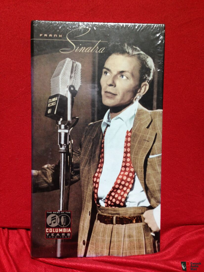 Rick Nelson,Charlie Parker, Frank Sinatra,Judy Garland,Merlie Haggard ** ALL SEALED** - Rick Nelson