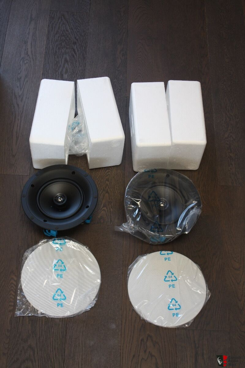 "Paradigm C65-R 6 1/2"" ceiling speakers Photo #1625783"