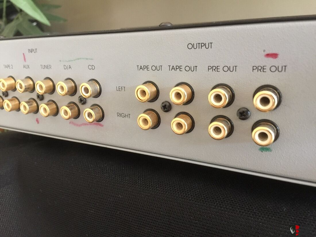Acurus L10 Line Level Preamp Good Condition