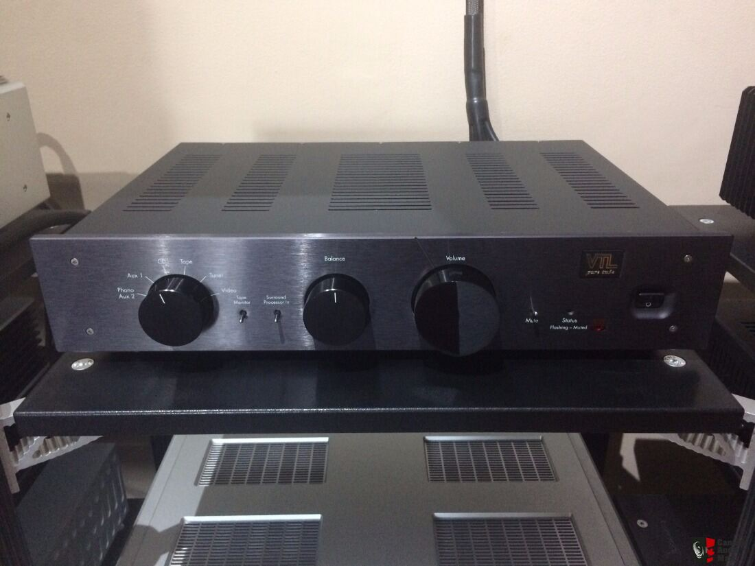 VTL 2.5 PRE Amp-REDUCED TO $1225