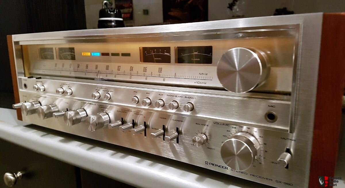 Pioneer SX-980 Receiver