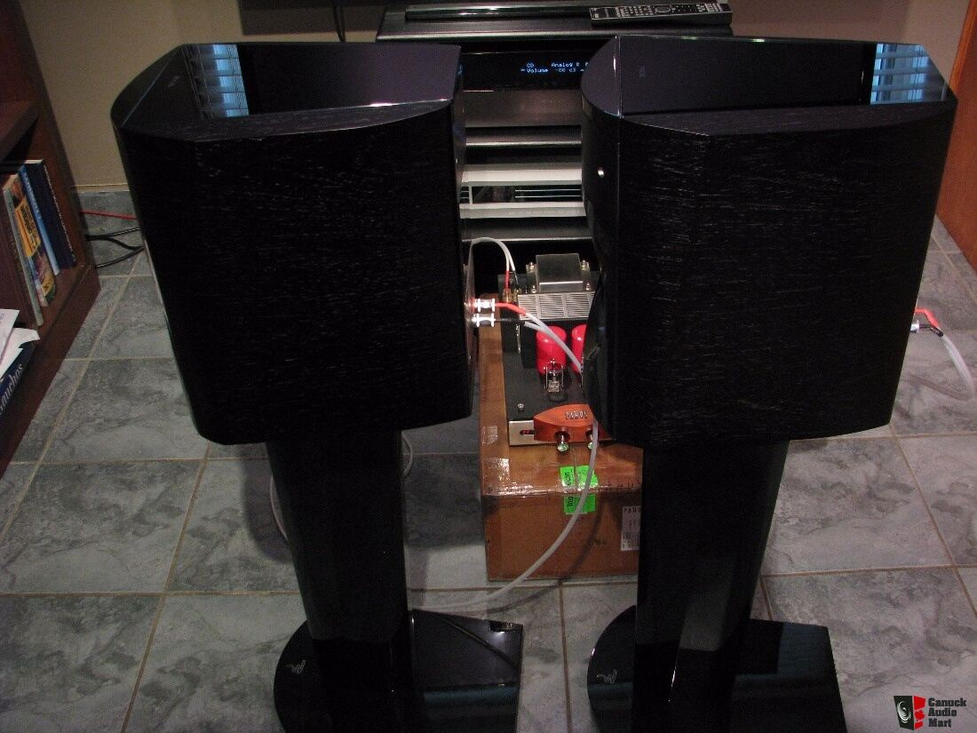 Focal Electra 1008BE II + Stands