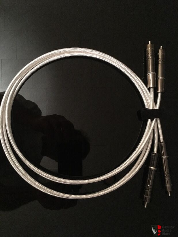 High Fidelity Cables CT-1 Interconnects (single-ended, 6 footers)