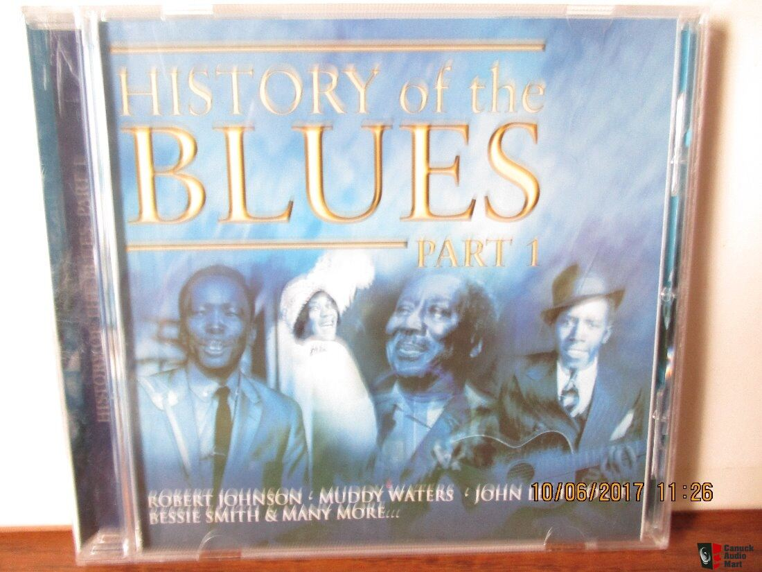 Misc Blues Cd's