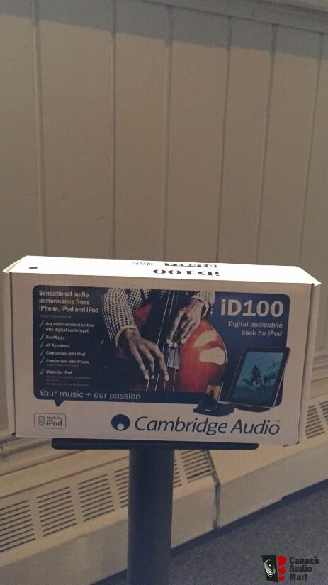Cambridge Audio iD100