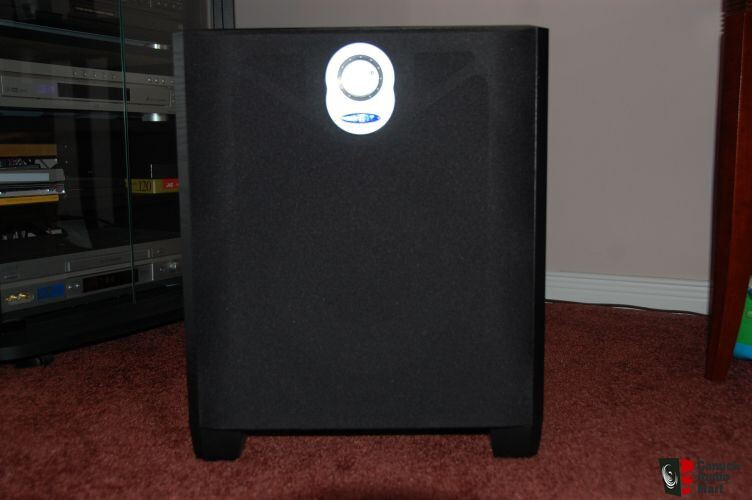Energy S 10 3 Home Theater 10 Quot Subwoofer Mint Like New