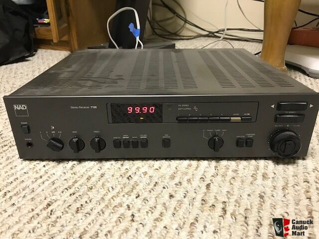 Price reduced. NAD 7130 Receiver