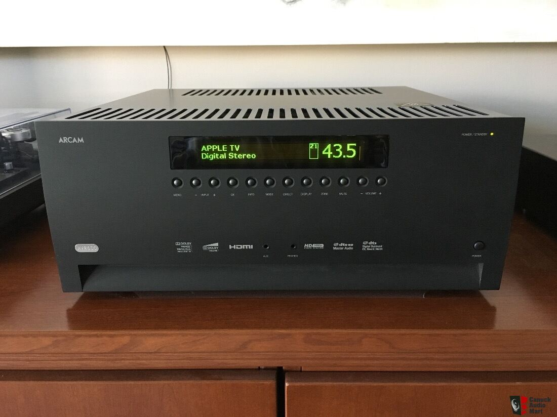 ARCAM FMJ AVR600 **Excellent Condition Photo #1671110 ...