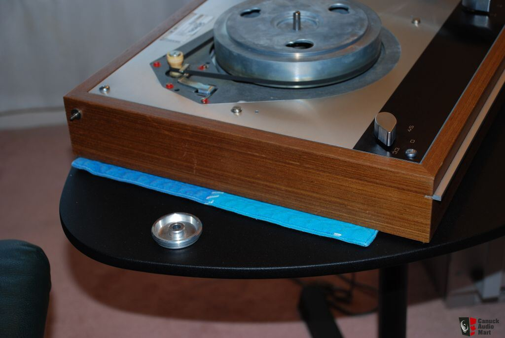 Thorens 160 Turntable Thorens td 160 Turntable With
