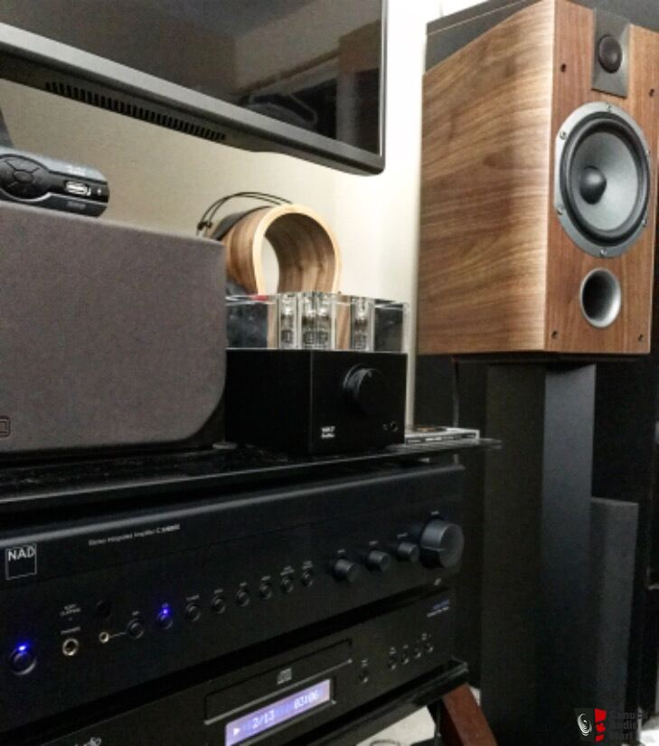 Focal S700 Speaker Stands fits Chorus and Aria Photo