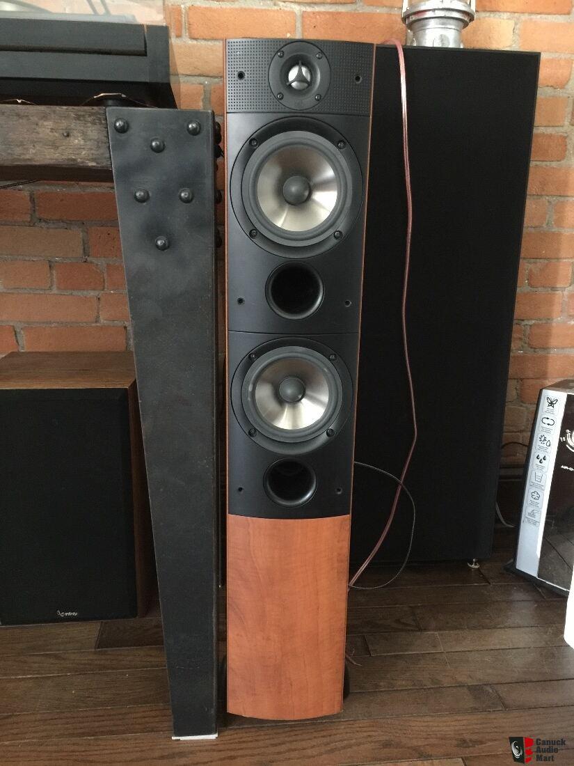 Psb Image T45 Tower Speakers Photo 1703134 Uk Audio Mart
