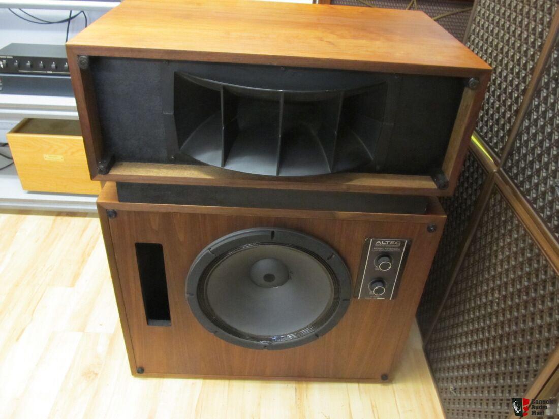 Altec Lansing Model 19 Speakers Photo #1713953 - UK Audio Mart