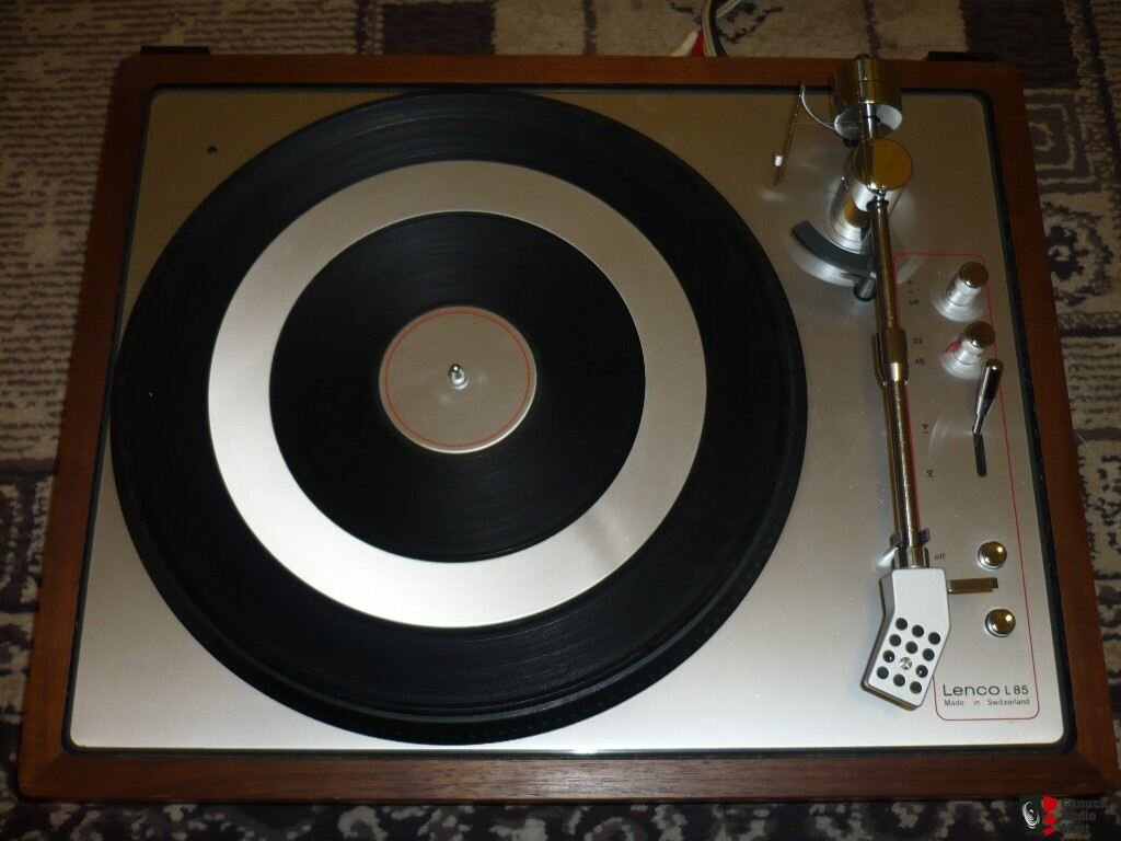Lenco L85 Turntable Photo 172919 Canuck Audio Mart