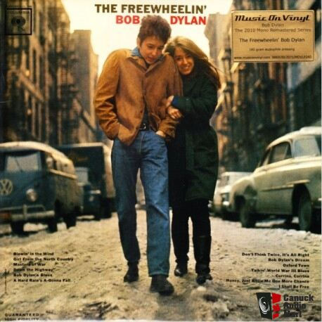 Bob Dylan - The Freewheelin' ( MusicOnVinyl ) LP