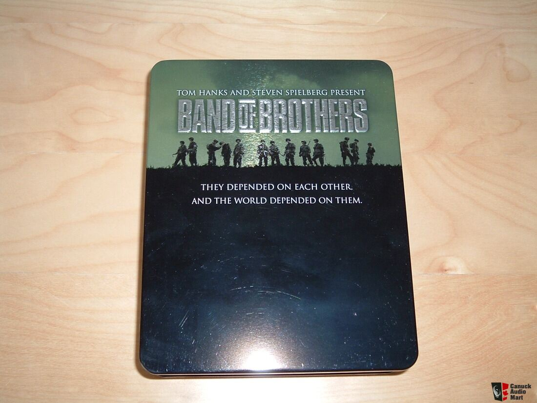 Blu Ray: Lord of the Rings, Band of Brothers, The Pacific, $35 each