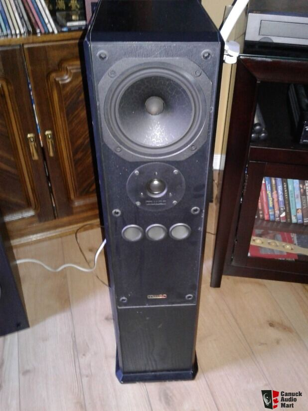 Mission 752 FREEDOM Speakers