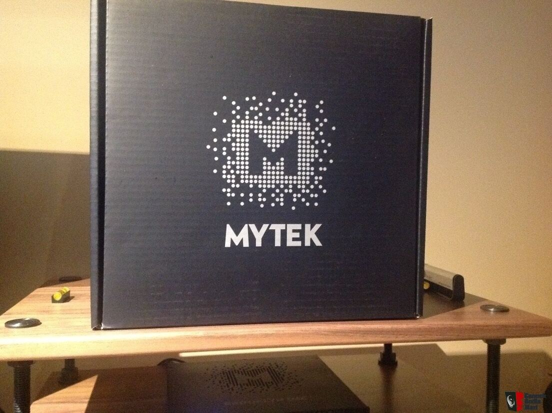 Mytek Brooklyn DAC/ Headphone Amp Black ~ Like New