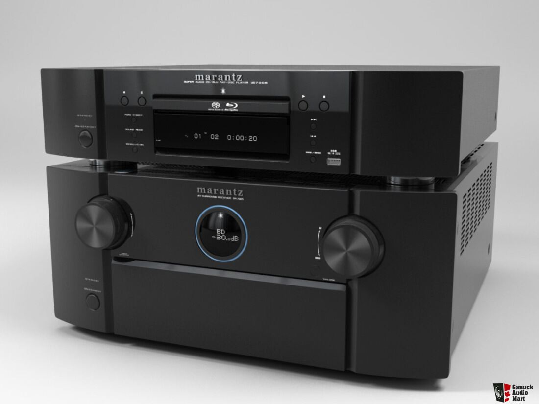 Working or non-working Marantz UD/Blu-ray/SACD player