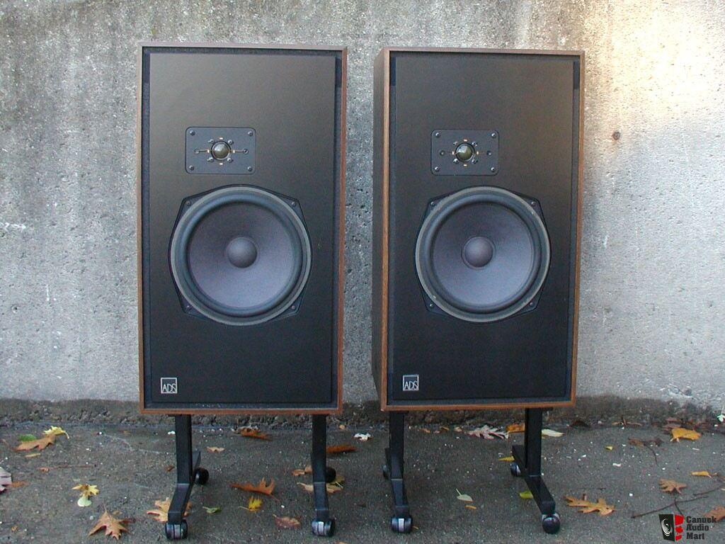 Ads L620 Speakers