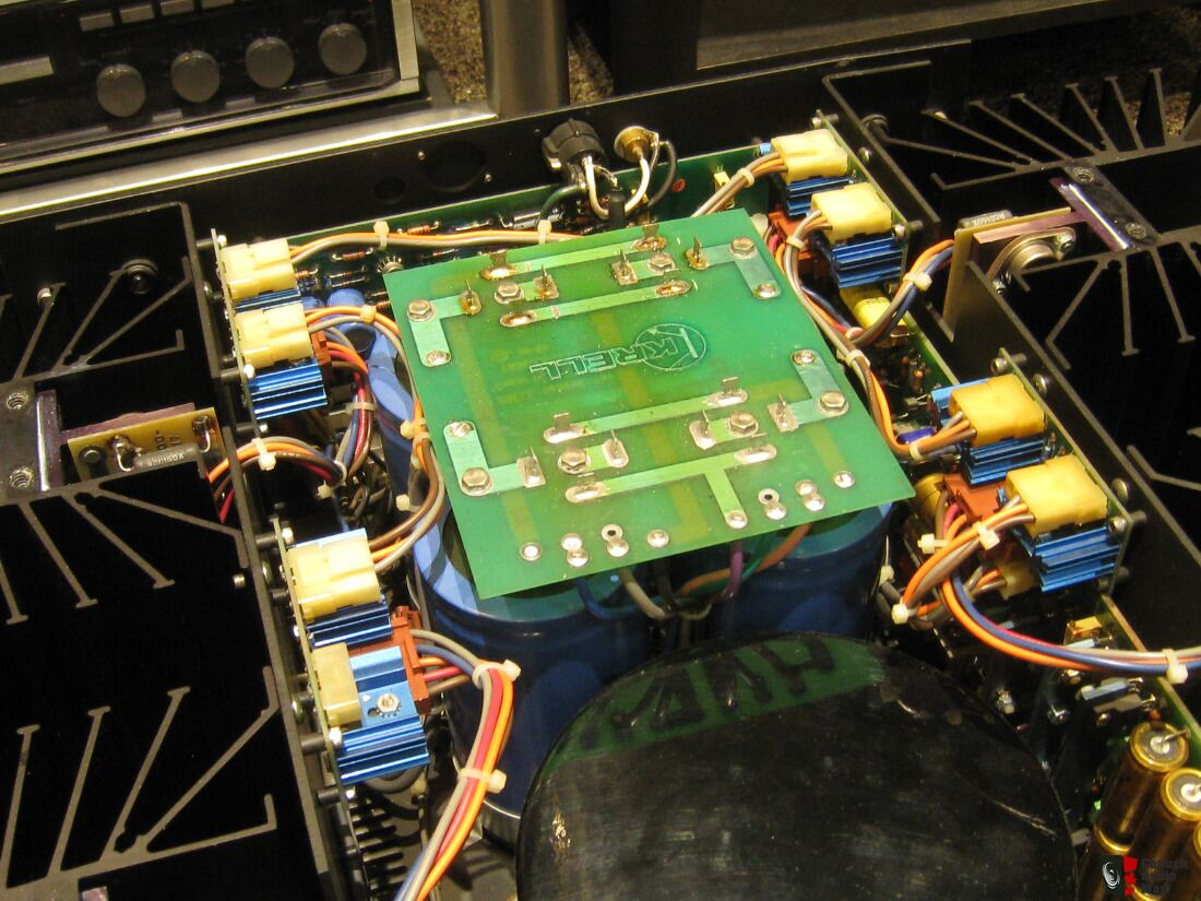 krell kma160 class a mono block amp (more photos added) photo