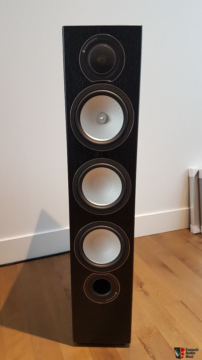 cambridge audio 851A/851N & Monitor Audio RX8