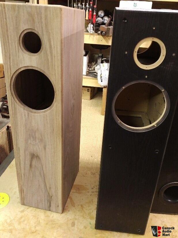 Solid Wood Speakerscustom Cnc Speaker Boxesflat Pack Boxessubwoofer Boxes