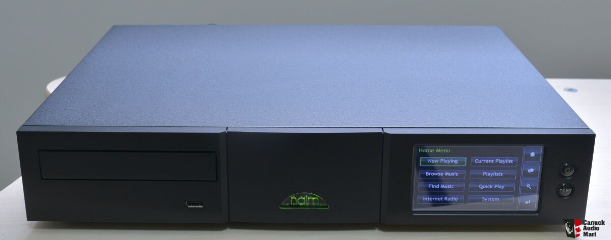 Very low reserve - NAIM HDX - Free shipping in Canada Photo