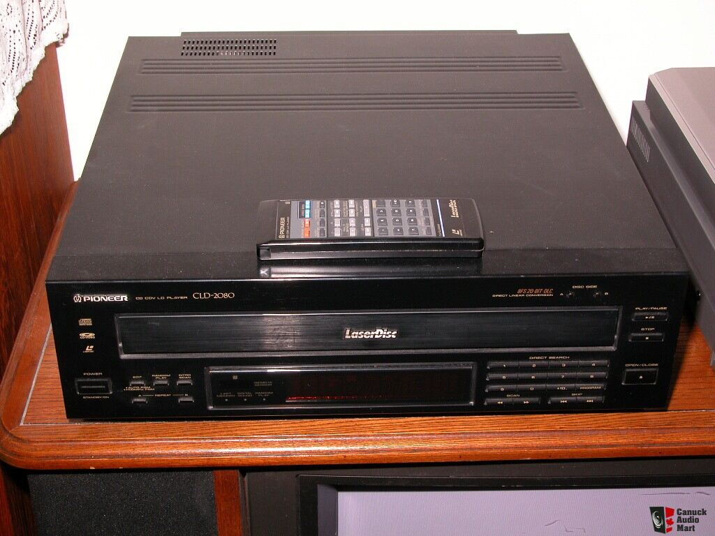 Pioneer Cld 2080 Laser Disc Player Photo 188190 Canuck
