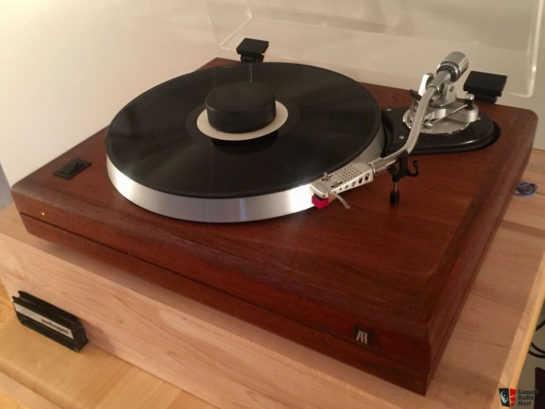 Acoustic Research 'THE AR Turntable' (ES-1) REDUCED Photo #1910056