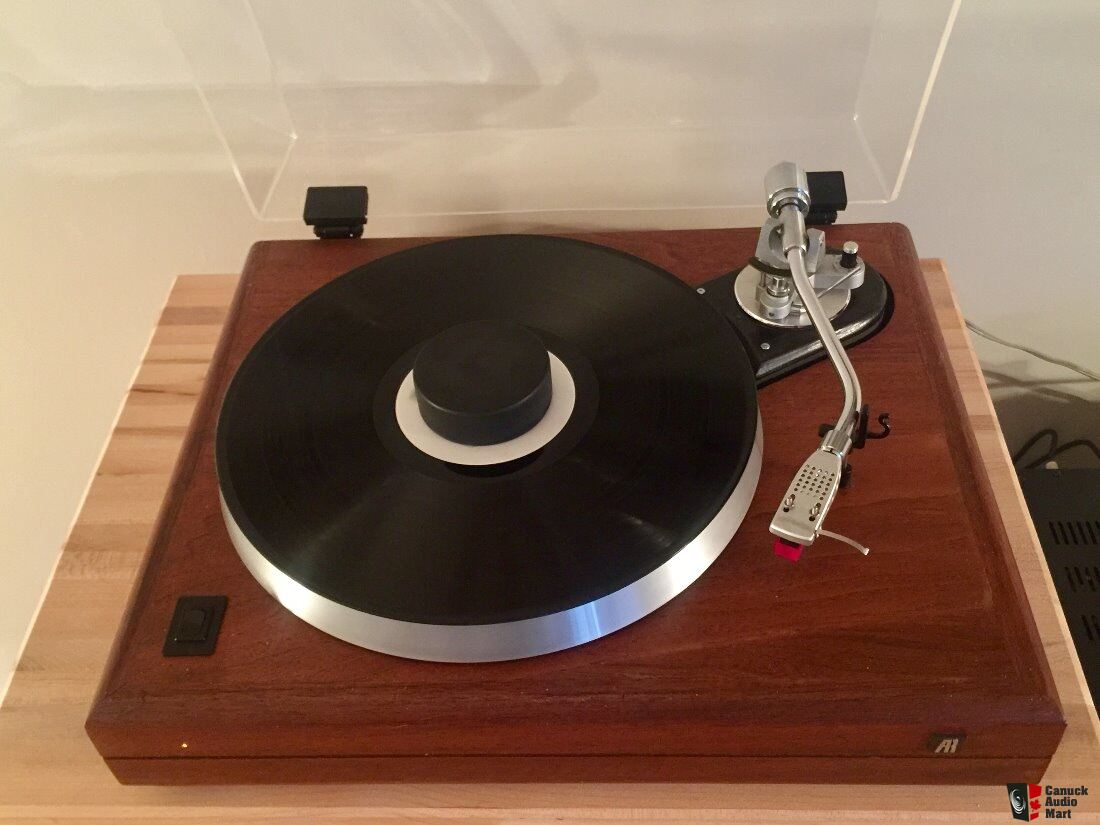 Acoustic Research 'THE AR Turntable' (ES-1) REDUCED Photo #1910058