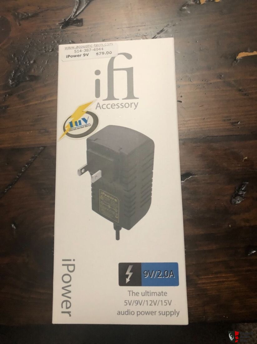 Sonore microrendu / cardas USB connector / ifi power