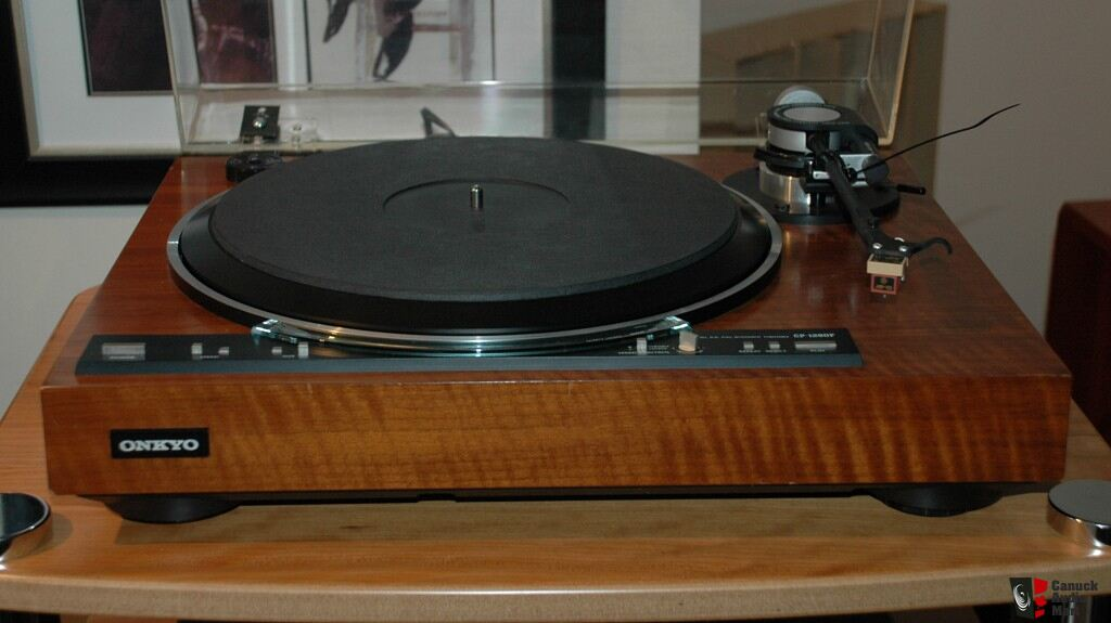 onkyo turntable. onkyo cp-1280f - anyone familiar with it? turntable k