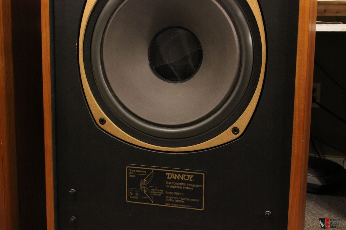 Tannoy 3828 Berkeley Speakers