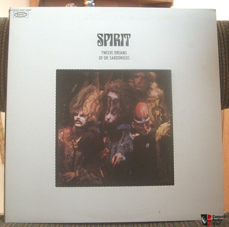 Spirit 1970 The 12 Dreams Of Dr Sardonicus Landmark Lp