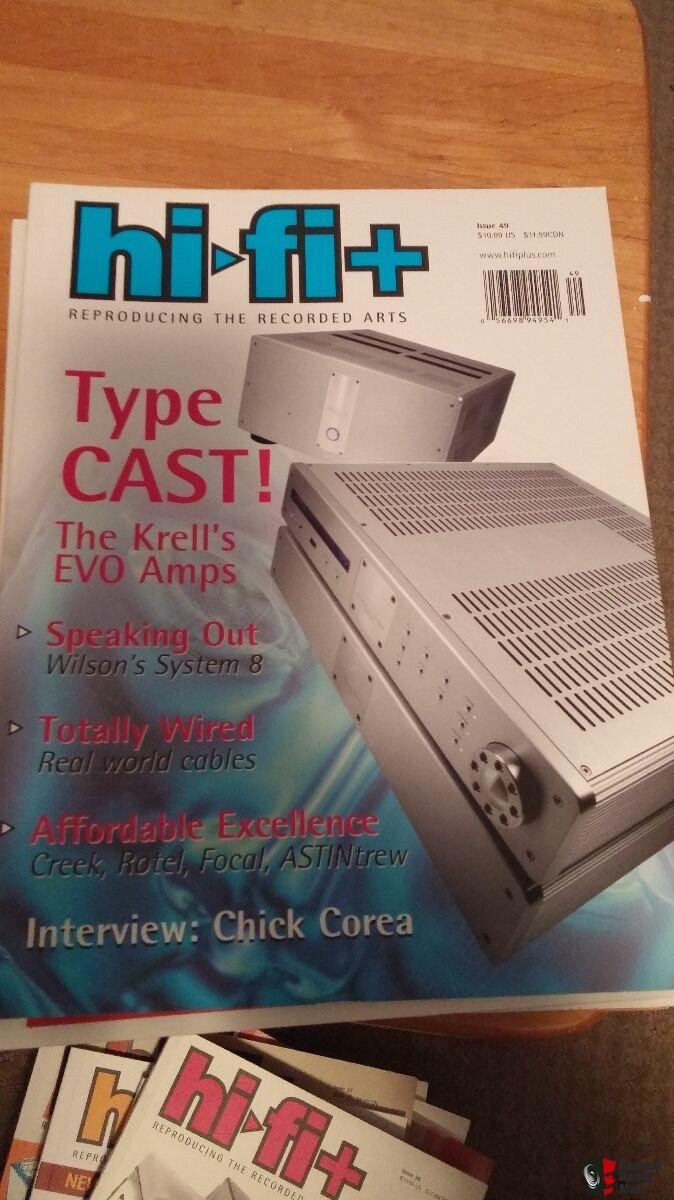 HI-FI+ magazines  hifi plus Photo #1974163 - UK Audio Mart