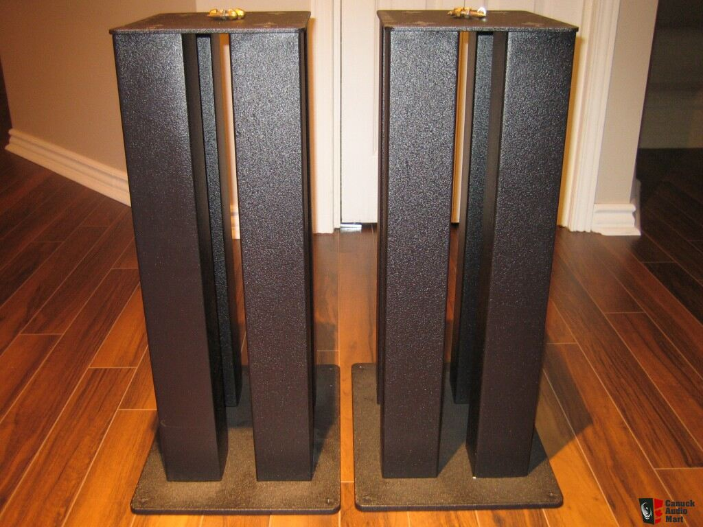 Totem t4l speaker stands photo 197733 canuck audio mart for Totem stand