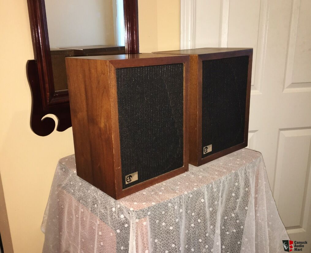 Gorgeous Best In Class EPI Bookshelf Speakers