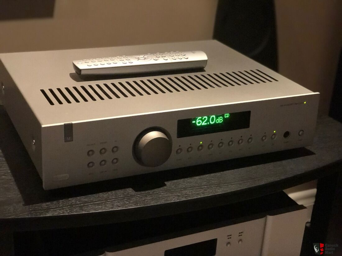 Arcam FMJ A38 Integrated Amplifier - Sale Pending Photo